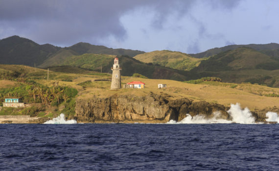 batanes lighthouse viewed from sea the best tourist spots in the philippines