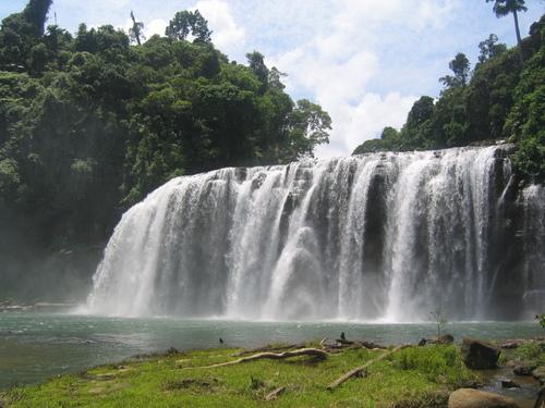 Bislig Surigao Del Sur Tinuy-An Falls